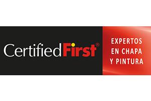 CertifiedFirst Logo