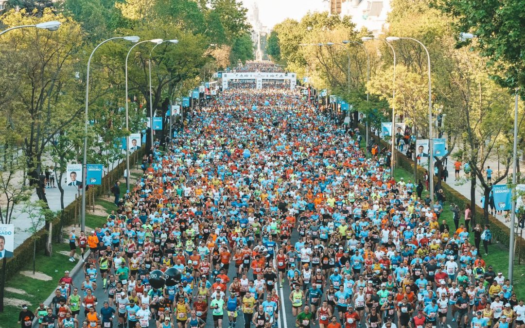 Inscríbete a la Mobility Race: X Carrera del Taller y participa en el sorteo de 10 dorsales para el EDP Rock'n'Roll Madrid Maratón & 1/2