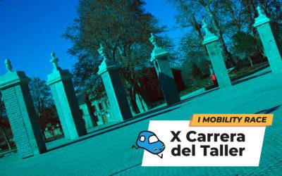 Información útil: Cómo llegar a la I Mobility Race X Carrera del Taller. Transporte y aparcamiento