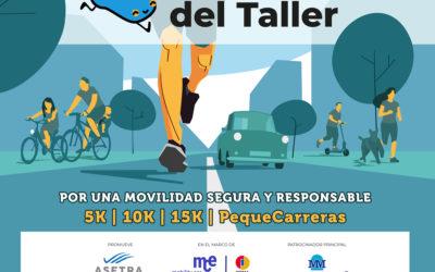 La Carrera del Taller se convierte en la primera Carrera Popular por la movilidad sostenible y segura