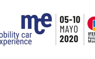¿Movilidad Sostenible? La respuesta es Mobility Car Experience del 5 al 10 de mayo