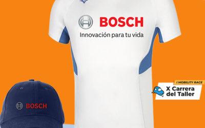 Aún estás a tiempo de correr con el equipo Bosch, pero ¡corre! ¡Ultimas plazas disponibles!