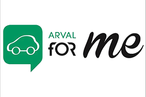 ARVAL for me logo